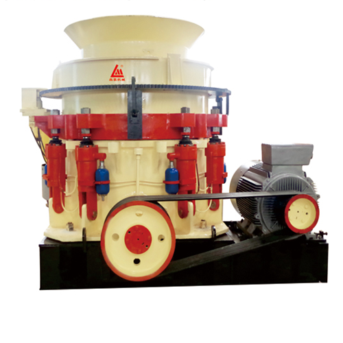 HPY500多缸液压圆锥机