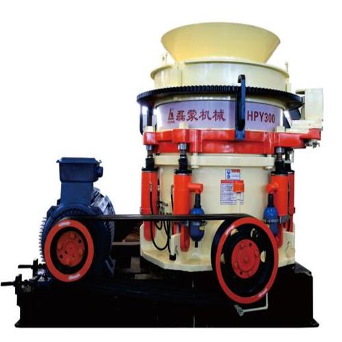 H系列多缸液压圆锥式破碎机