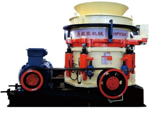 HPY多缸液压圆锥式破碎机