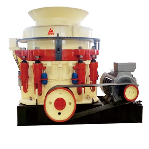 郴州HPY500多缸液压圆锥机